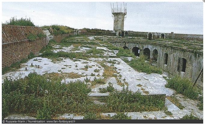 fort boyard fin annees 1980