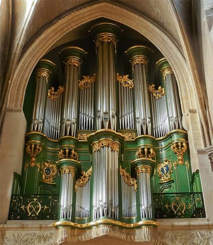 mendelssohn motets féminins orgue bernius