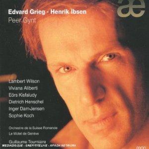 Ces disques rares qu'on rêverait d'acquérir... Edvard-grieg-peer-gynt-henrik-ibsen-henryk-en-francais-musique-de-scene-complete-incidental-music-guillaume-tourniaire-lambert-wilson-aeon
