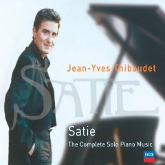 eric satie intégrale piano complete piano jean yves thibaudet