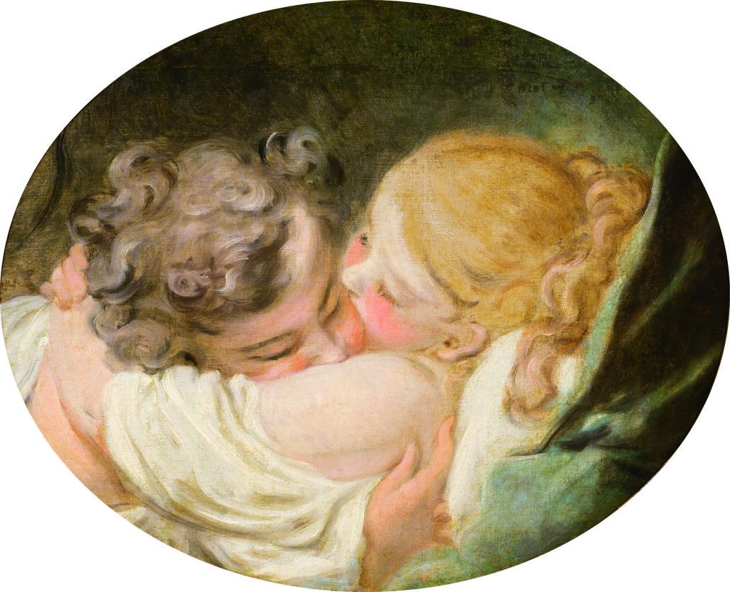 fragonard baiser