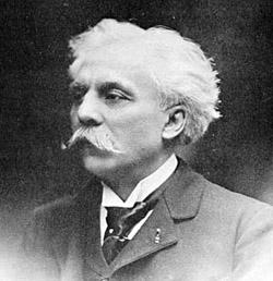 gabriel fauré portrait