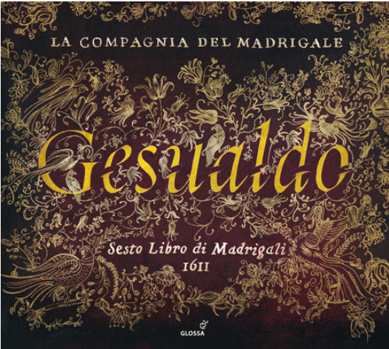 gesualdo madrigaux