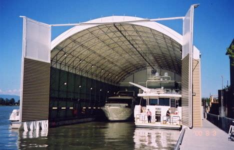 hangar à bateau Bastille