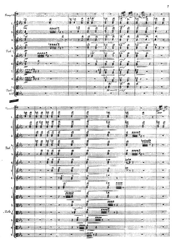 langgaard musique des sphères partition