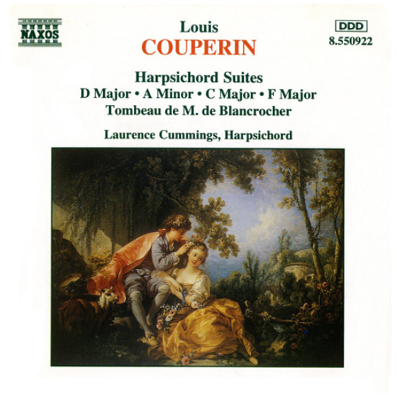 louis couperin clavecin laurence cummings