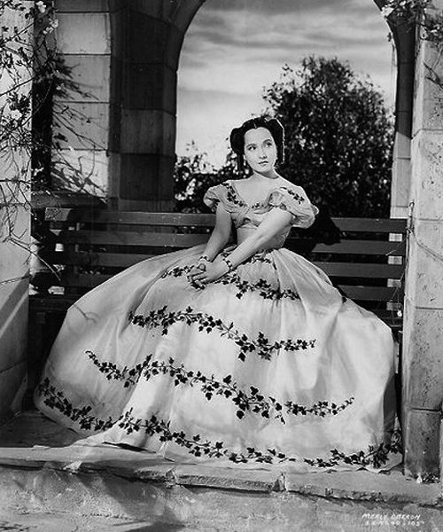 Merle Oberon dans Wuthering Heights