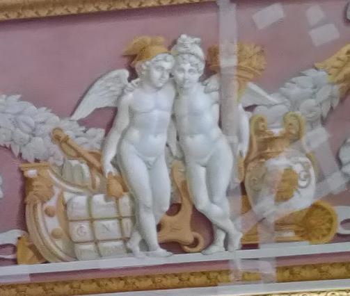 putti napoleon bibliotheque compiegne