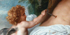 van dyck saint sebastien putto