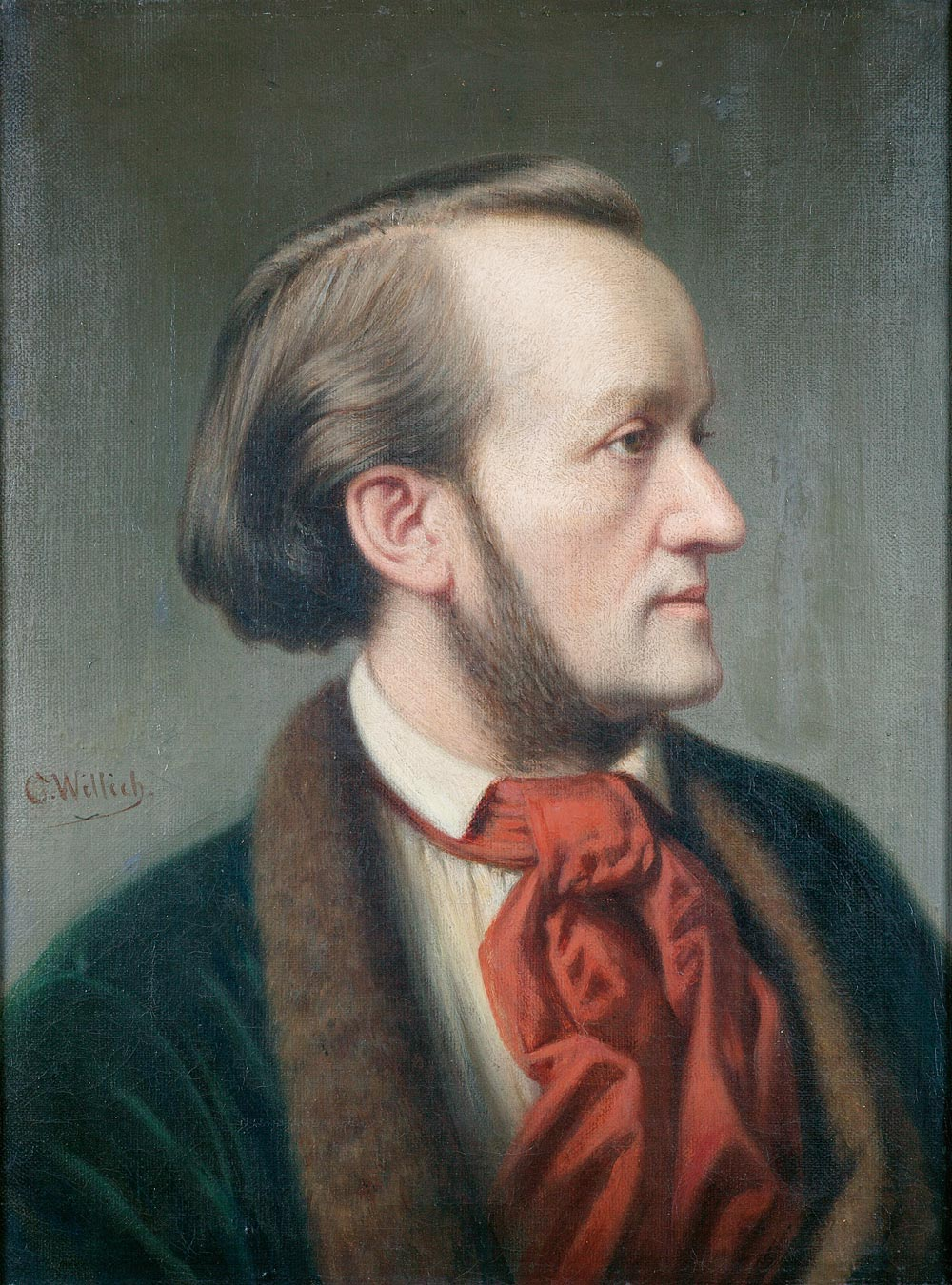richard wagner par willich by